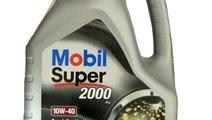 Ulei Mobil Super 2000 X1 10W40 4 litri Benzina/Die...
