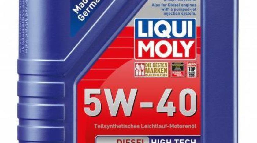 Ulei motor 5w40 1l UNIVERSAL Universal 5W40 ; 5 W40 ; 5W 40 ; 5W-40 ; LIQUI MOLY ;