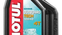 Ulei motor barca Motul Outboard 10W40 4T 2L OUTBOA...