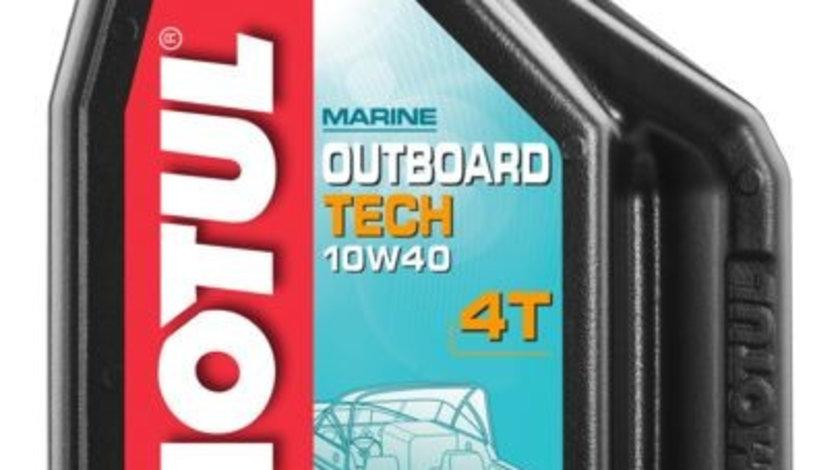 Ulei motor barca Motul Outboard 10W40 4T 2L OUTBOARDTECH4T10W402L piesa NOUA