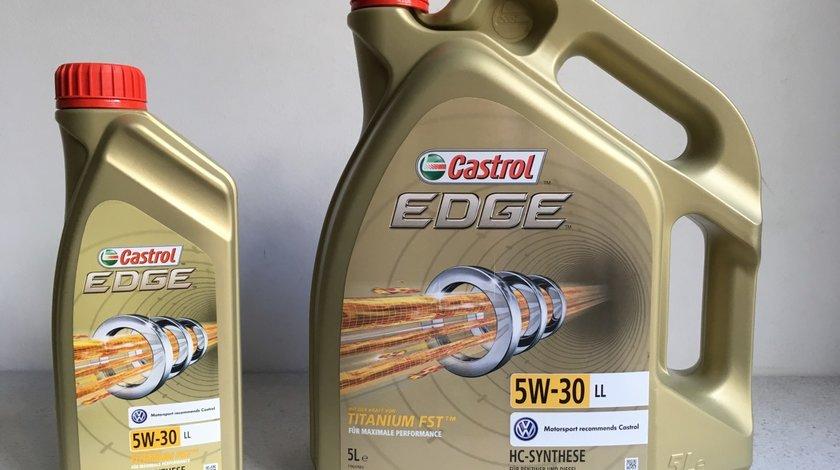 Ulei Motor - Castrol Edge 5w30 / Vw 504 00 / 507 00 * Import Germania *
