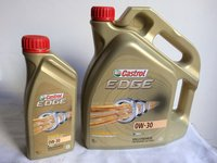 Ulei Motor - Castrol Edge Fst  0w30 * Import Germania *