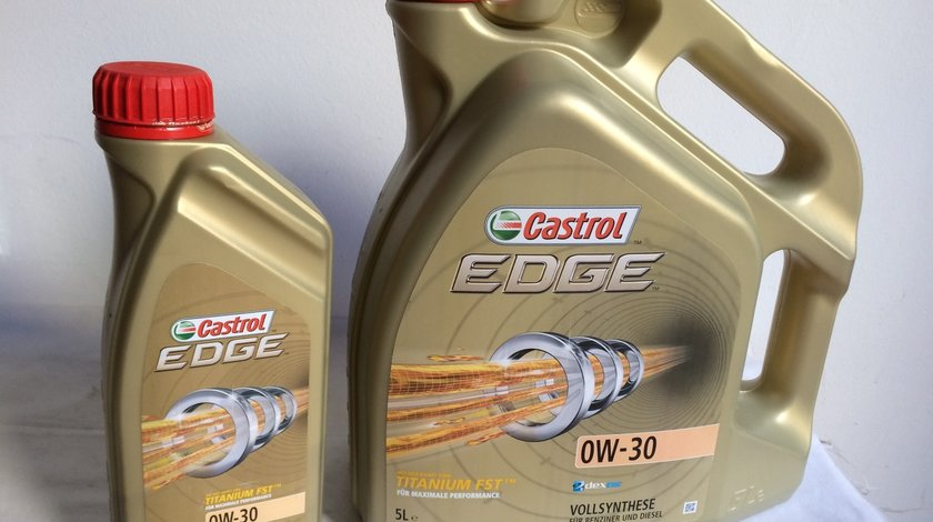 Ulei Motor - Castrol Edge Fst  0w30 * Import Germania *