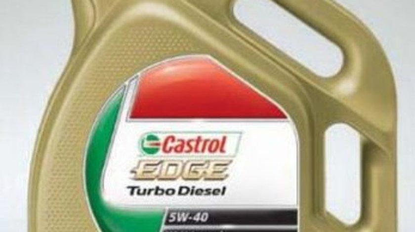 Ulei motor CASTROL EDGE - TURBO DIESEL 5W40 4 LITRI