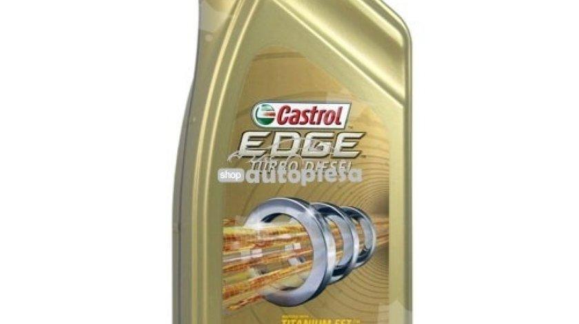Ulei motor Castrol EDGE Turbo Diesel Titanium FST 5W40 1L 1535B5 produs NOU