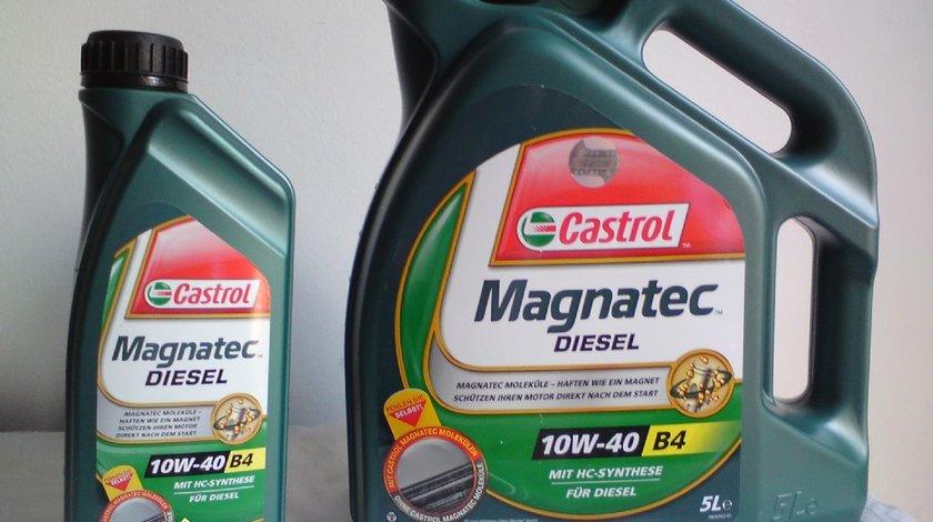 Ulei Motor - Castrol Magnatec Diesel 10w40 B4 * Import Germania *