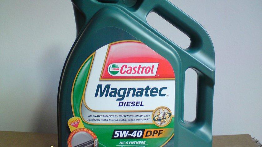 Ulei Motor - Castrol Magnatec Diesel 5w40 Dpf * Import Germania *