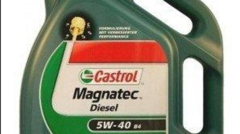 Ulei motor CASTROL MAGNATEC DIESEL B4 5W-40 DPF 4 LITRI