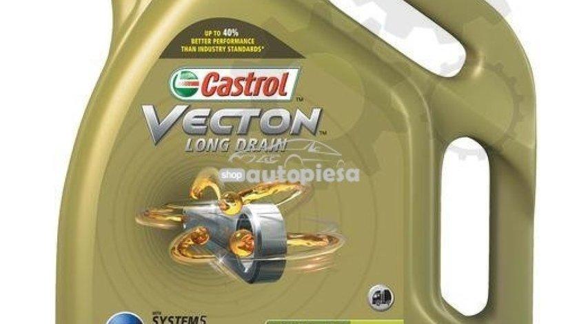 Ulei motor Castrol Vecton Long Drain 10W40 E6/E9 5L 154AC9 piesa NOUA