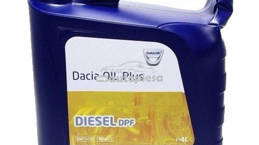 Ulei motor DACIA Oil Plus DPF Diesel 5W30 4 L 6002005675 piesa NOUA