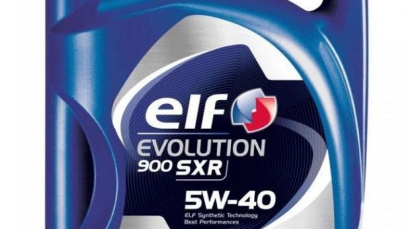 Ulei motor Elf Evolution 900 SXR 5W-40 5L