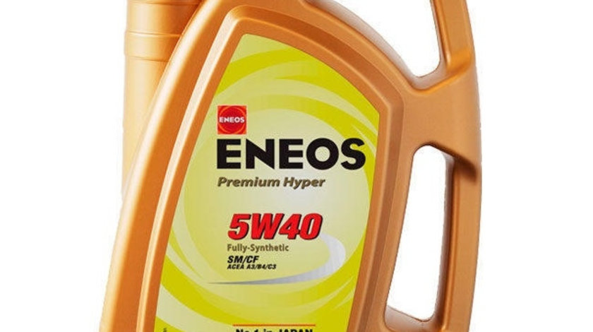 Ulei motor ENEOS Premium Hyper 5W40 4L