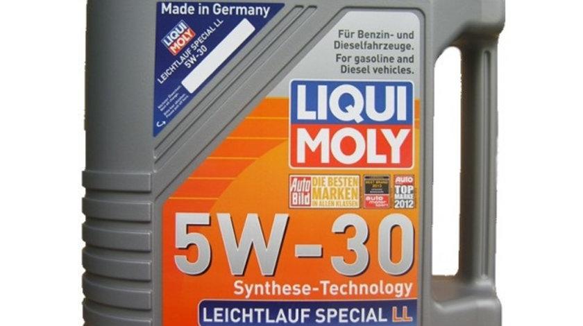Ulei motor Liqui Moly Leich Special LL 5W30 5L