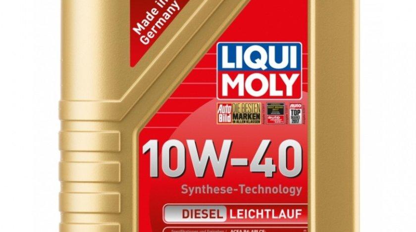 Ulei motor Liqui Moly Leichtlauf Diesel 10W-40 1386 1L