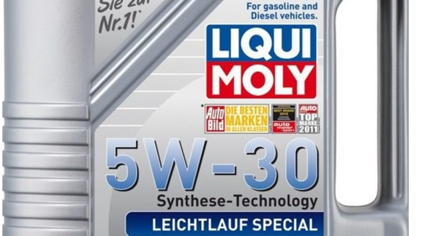 Ulei motor LIQUI MOLY LEICHTLAUF SPECIAL 5W30 5L