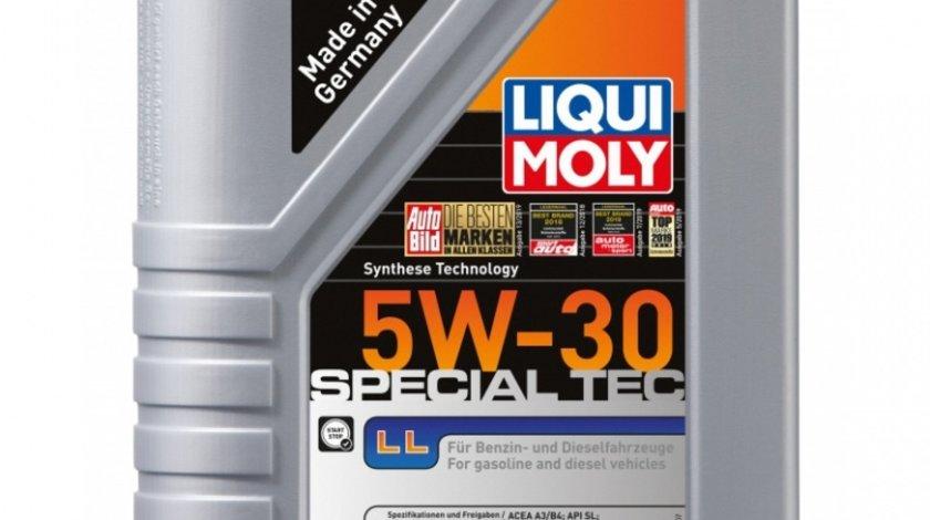 Ulei motor Liqui Moly Leichtlauf Special Tec LL Opel 5W-30 1192 1L