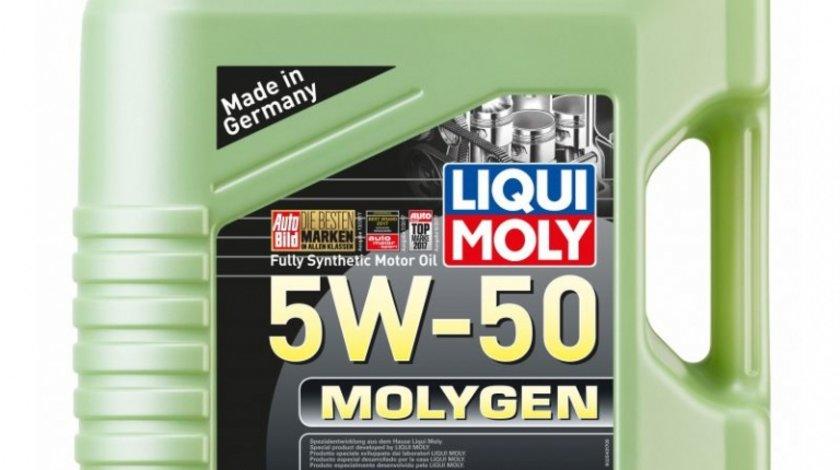 Ulei motor Liqui Moly Molygen 5W-50 2543 4L