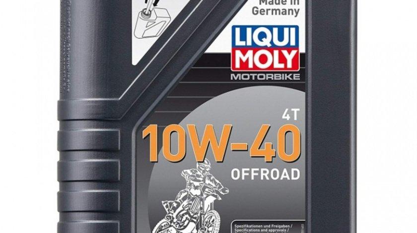 Ulei motor Liqui Moly Moto 4T 10W-40 Offroad 3055 1L