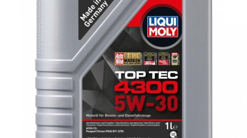 Ulei motor Liqui Moly Top Tec 4300 5W-30 3740 1L