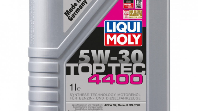 Ulei motor Liqui Moly Top Tec 4400 5W-30 2319 1L