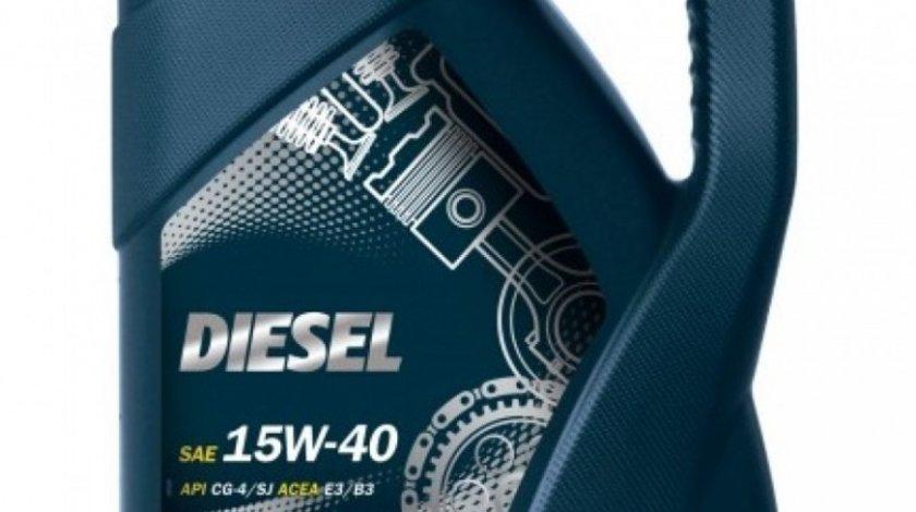 Ulei motor Mannol Diesel 15W-40 5L