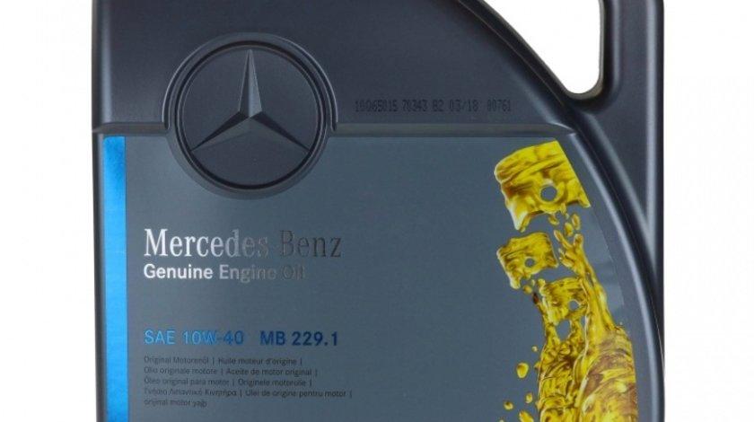 Ulei motor Mercedes-Benz 229.1 10W-40 5L