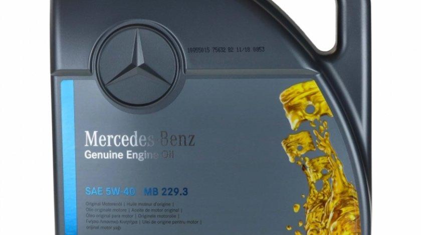 Ulei motor Mercedes-Benz 229.3 5W-40 5L