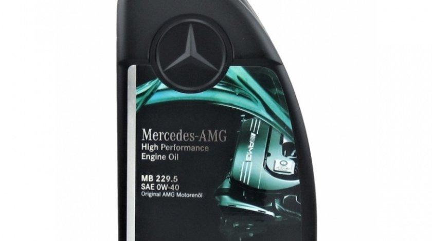 Ulei motor Mercedes-Benz 229.5 AMG 0W-40 1L A000989930211AIBE