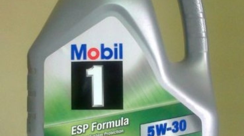 Ulei motor MOBIL FUEL ECONOMY FORMULA 5W30 4 LITRI