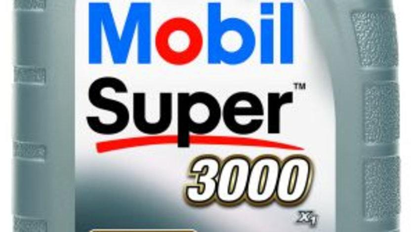 Ulei motor Mobil M-sup (1L) SAE 5W40 ;API SL; SM; SN; ACEA A3; B3; B4; BMW LL-01; CITROEN B71 2296; MB 229.3; PEUGEOT B71 2296; PORSCHE A40; RENAULT RN 0700; RENAULT RN 0710; VW 502.00; VW 505.00