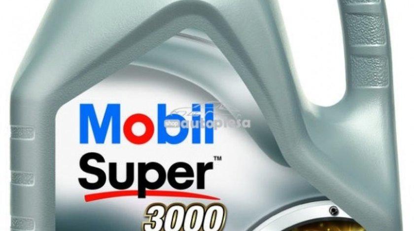 Ulei motor MOBIL SUPER 3000 X1 5W40 4L MS30005W404 piesa NOUA