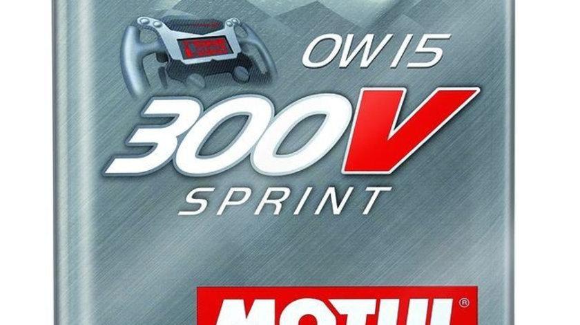 Ulei motor MOTUL 300V SPRINT 0W15 2L cod intern: 300V SPRINT 0W15 2L