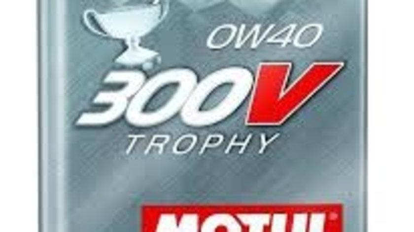 Ulei motor MOTUL 300V TROPHY 0W40 2L cod intern: 300V TROPHY 0W40 2L