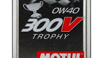 Ulei motor motul 300v trophy 0w40 2l