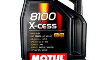 Ulei motor Motul 8100 X-cess, 5W40, 5L cod intern:...