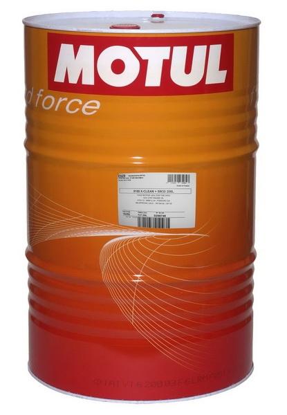 Ulei motor MOTUL 8100 X CLEAN 5W30 208L