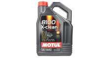 Ulei motor MOTUL 8100 X CLEAN 5W40 C3 4L