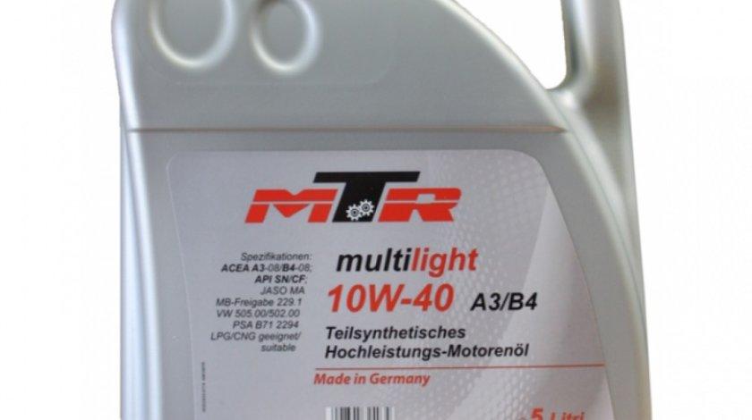 Ulei motor Mtr Multilight 10W-40 4L