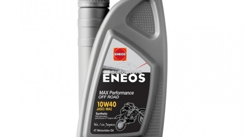 Ulei motor pentru motociclete ENEOS Max Performance Off Road 10W40 1L E.MPOFF10W40/1 piesa NOUA