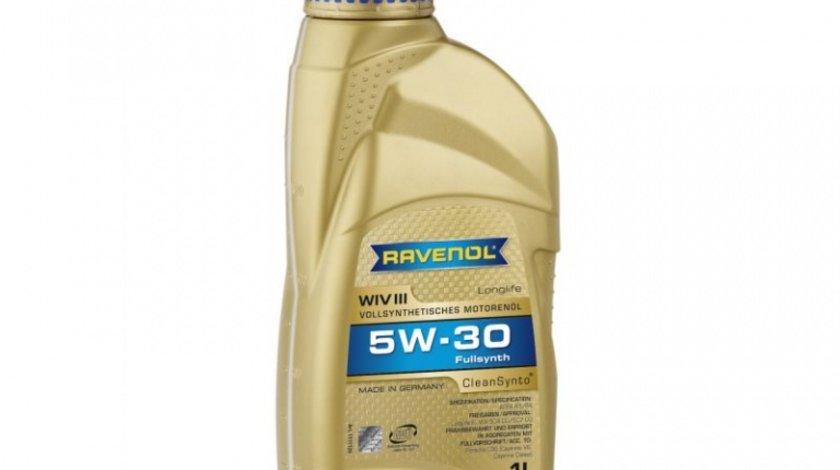 Ulei Motor Ravenon WIV Long Life III 5W-30 1L