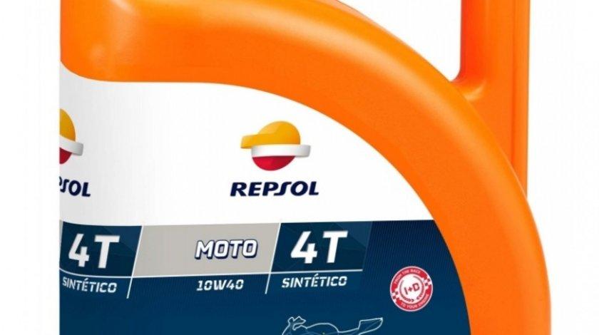 Ulei motor Repsol Moto Sintetico 10W-40 4L