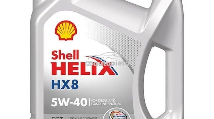 Ulei motor SHELL Helix HX8 ECT 5W40 C3 5L 550046689 - produs NOU
