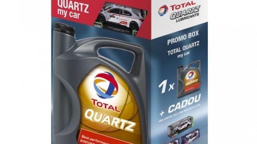 Ulei motor Total Quartz 9000 Future NFC 5W-30 4L Promo Box My Car