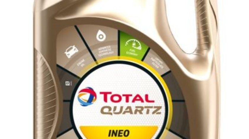 Ulei motor TOTAL Quartz Ineo ECS 5W30 5L 151261 piesa NOUA