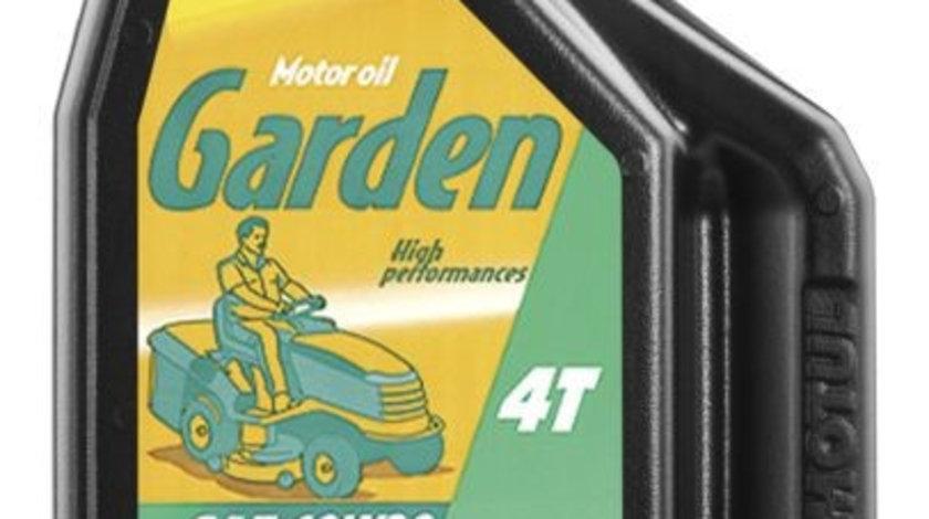 Ulei motor utilaje casnice si de gradinarit Motul 10W30 Garden 4T 2L MOTULGARDEN4T10W302L piesa NOUA