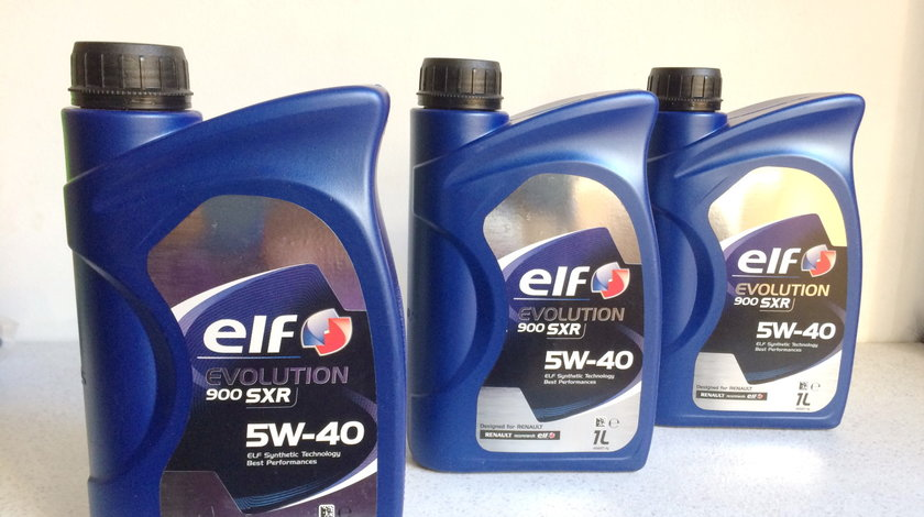 Ulei  Renault / Dacia  - Elf 900 SXR / 5w40   * Import Germania *