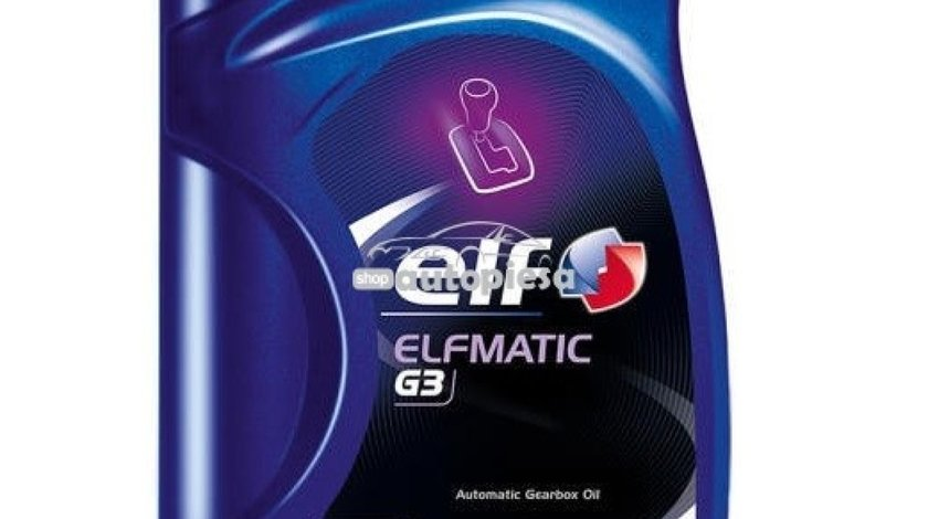 Ulei servodirectie rosu ELF Elfmatic G3 1L 25982 produs NOU