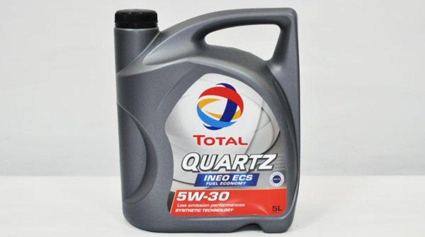 Ulei Total Quartz 5W30 Ineo Ecs - 5 litri
