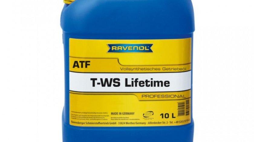 Ulei transmisie automata Ravenol ATF T-WS Lifetime 10L