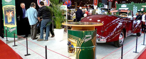 Uleiurile YACCO Legende, special concepute pentru vehicule istorice